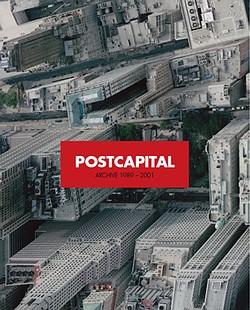 Postcapital poster 1989-2001